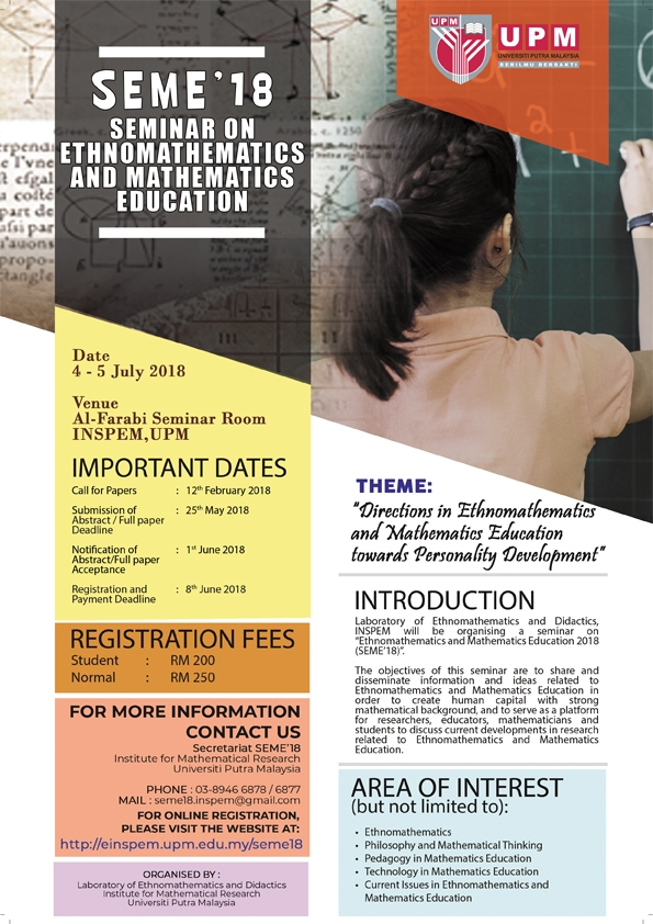 /activities/seminar_on_ethnomathematics_and_mathematics_education_2018_seme18-13213